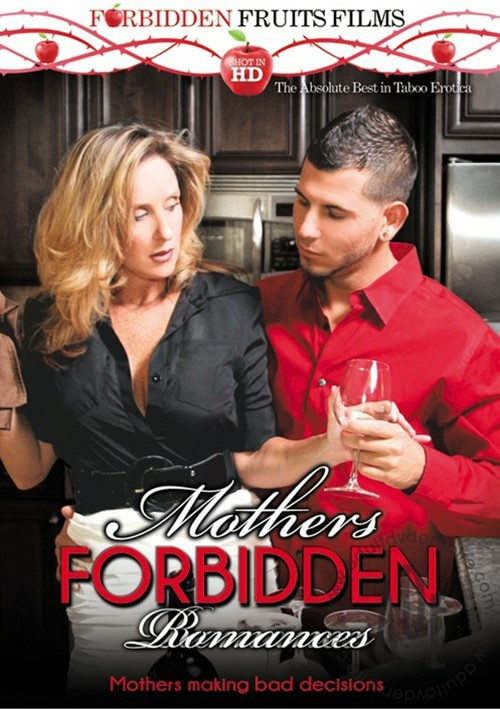 Mothers Forbidden Romances Boxcover
