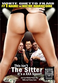 This Isnt The Sitter...Its A XXX Spoof!:  This Isnt The Sitter...Its A XXX Spoof! Porn Video