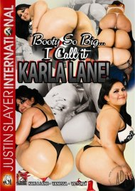 Booty So Big...I Call It Karla Lane! Porn Video