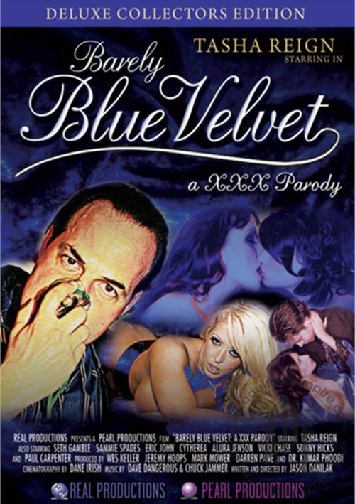 Barely Blue Velvet: A XXX Parody Boxcover