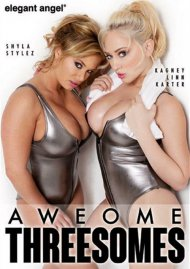 Awesome Threesomes:  Awesome Threesomes Porn Video