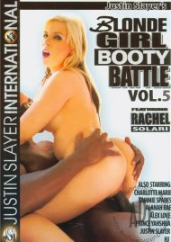 Blonde Girl Booty Battle Vol. 5:  Blonde Girl Booty Battle Vol. 5 Porn Video