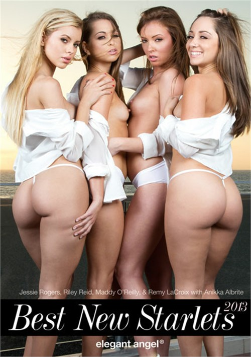 Best New Starlets 2013 Boxcover