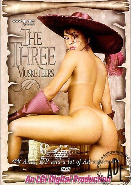 Просмотр порно фильма три мушкетера — pic 2