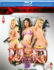 Naked Aces 5:  Naked Aces 5 Blu-ray Porn Video