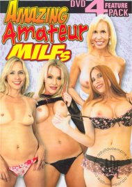 Amazing Amateur MILFs 4-Pack