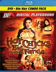 Hot Chicks Big Fangs (DVD + Blu-ray Combo):  Hot Chicks Big Fangs (DVD + Blu-ray Combo) Blu-ray Porn Video