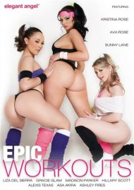 Epic Workouts:  Epic Workouts Porn Video