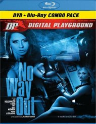 No Way Out (Blu-ray + DVD Combo):  No Way Out (Blu-ray + DVD Combo) Blu-ray Porn Video