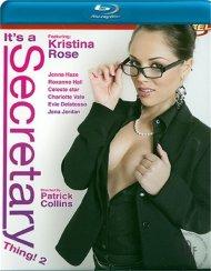 Its a Secretary Thing 2:  Its a Secretary Thing 2 Blu-ray Porn Video