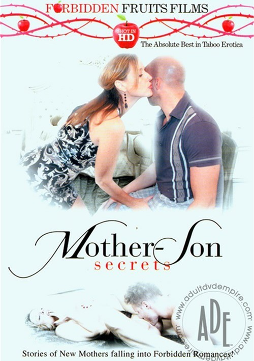 Mother-Son Secrets Boxcover
