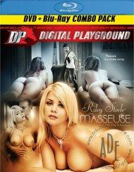 Masseuse, The (DVD + Blu-ray Combo)