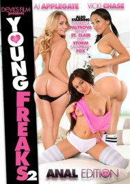 Young Freaks 2: Anal Edition
