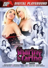 Sharing Is Caring:  Sharing Is Caring Porn Video