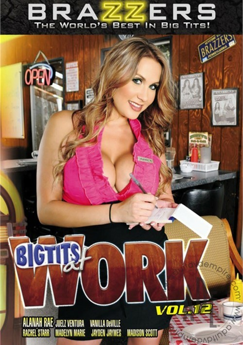 Big Tits At Work Vol. 12 Boxcover