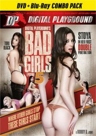 Bad Girls 5 (DVD + Blu-ray Combo):  Bad Girls 5 (DVD + Blu-ray Combo) Porn Video
