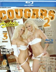 Cougars 2:  Cougars 2 Blu-ray Porn Video