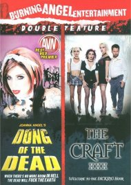 Craft XXX, The/ Dong Of The Dead Double Feature:  Craft XXX, The/ Dong Of The Dead Double Feature Porn Video