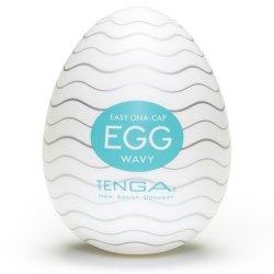 Tenga Egg - Wavy Sex Toy