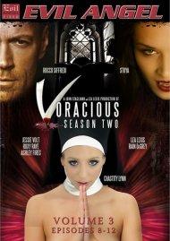 Voracious: Season Two Vol. 3:  Voracious: Season Two Vol. 3 Porn Video