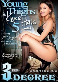 Young Thighs In Knee Highs 5:  Young Thighs In Knee Highs 5 Porn Video