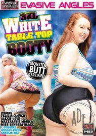 Buy 3XL White Table Top Booty