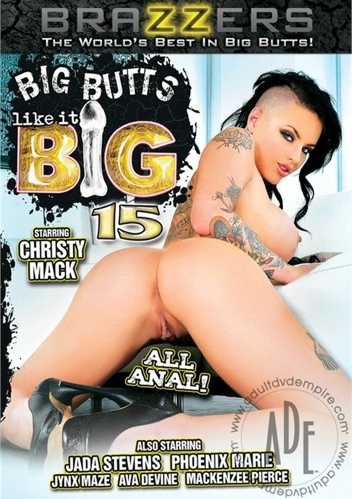 Big Butts Like It Big 15 Boxcover