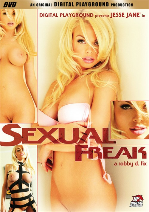 Sexual Freak Boxcover