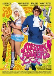 Austin Powers XXX: A Porn Parody:  Austin Powers XXX: A Porn Parody Porn Video