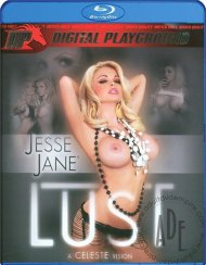 Jesse Jane Lust:  Jesse Jane Lust Blu-ray Porn Video