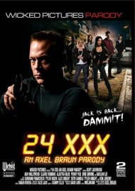 24 XXX: An Axel Braun Parody:  24 XXX: An Axel Braun Parody Porn Video
