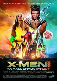 X-Men XXX: An Axel Braun Parody:  X-Men XXX: An Axel Braun Parody Porn Video
