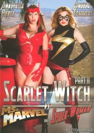 Scarlet Witch 2: VS Ms. Marvel And Spiderwoman Porn Video