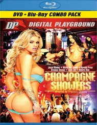 Champagne Showers (DVD + Blu-ray Combo):  Champagne Showers (DVD + Blu-ray Combo) Blu-ray Porn Video