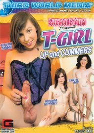 T-Girl Up And Cummers Porn Movie