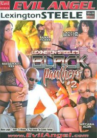 Lexington Steele's Black Panthers #2