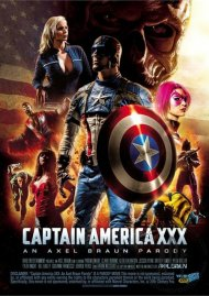 Captain America XXX: An Axel Braun Parody:  Captain America XXX: An Axel Braun Parody Porn Video