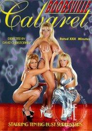 Boobsville Cabaret:  Boobsville Cabaret Porn Video