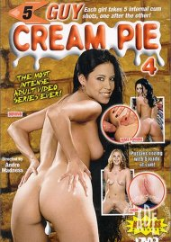 5 Guy Cream Pie 4 Porn Video