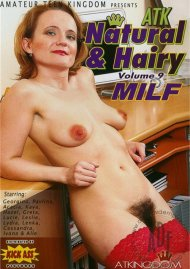 ATK Natural & Hairy 9 Porn Movie