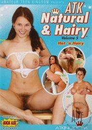 ATK Natural & Hairy 5 Porn Movie