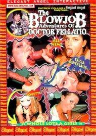 Blowjob Adventures of Dr. Fellatio #1, The Porn Video