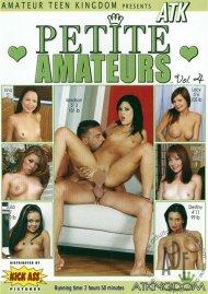 ATK Petite Amateurs Vol. 4 Porn Movie
