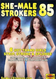 She-Male Strokers 85 Porn Video