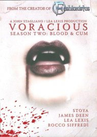 Voracious: Season Two - Blood & Cum Boxed Set