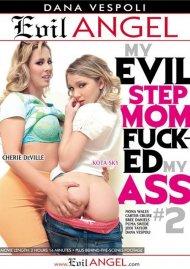 My Evil Stepmom Fucked My Ass #2 Porn Video