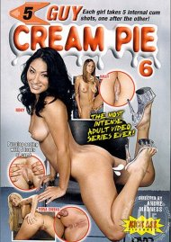 5 Guy Cream Pie 6 Porn Video
