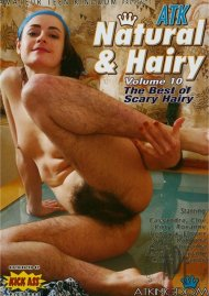 ATK Natural & Hairy 10 Porn Movie