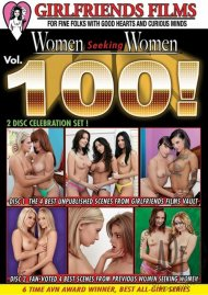 Women Seeking Women Vol. 100 Porn Video