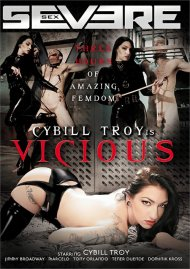 Cybill Troy Is Vicious Porn Video